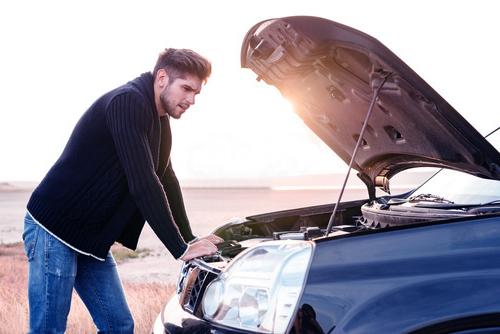 Не заводится авто на газу